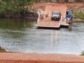 Bamaga Ferry