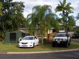 RACV Hire vehicle