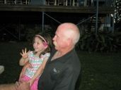 Emily and Pa Harold