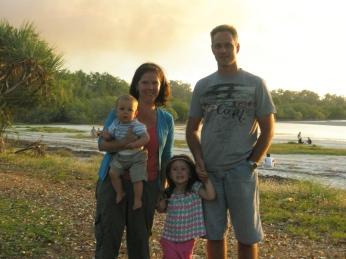 Family photo - Weipa
