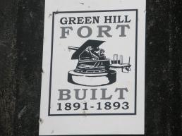 Fort Green 1891 - Thursday Island