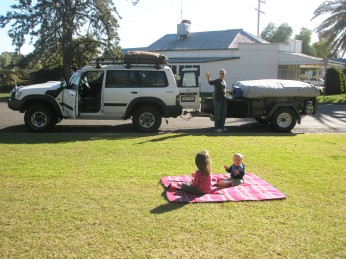 Day 1 - Cape York 2008